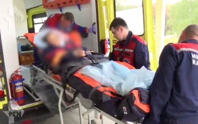 Türkiyədə oteldə 2 azyaşlı qaynar yağdan yandı