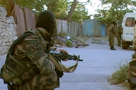 Dağıstanda terror törətmək istəyən İŞİD tərəfdarı saxlanılıb