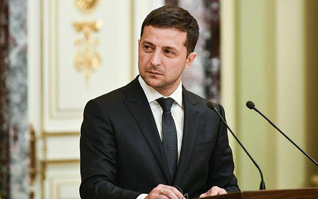 Zelenski Bakı ermənisini qubernatorluqdan çıxardı