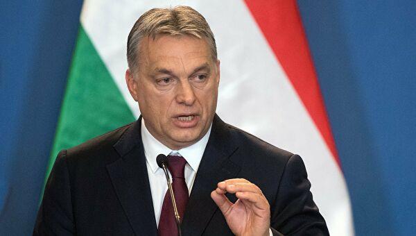Macarıstanın Baş naziri Bakıda