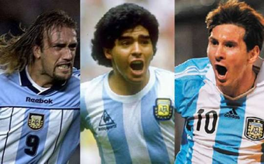 """Messi dünyanın güclüsüdür, Maradona tarixin"""