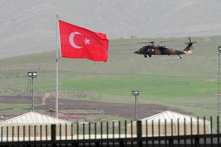 Terrorçulara məxsus 181 sığınacaq türk ordusu tərəfindən məhv edilib