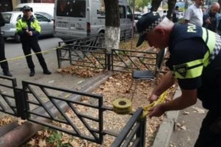 Gürcüstanda silahlı insident baş verib