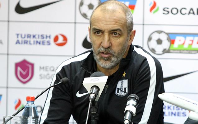 """""""""""Qarabağ"""" barədə fikirləşmirik"""""""