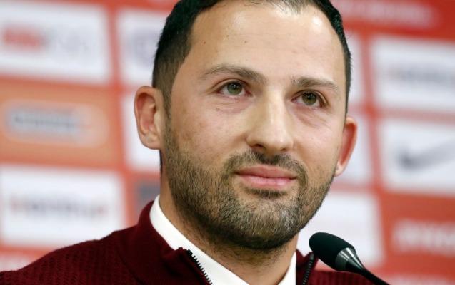 """Domeniko Tedesko """"Spartak""""ın yeni baş məşqçisi oldu"""