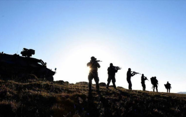 Suriyada məhv edilən terrorçuların sayı 560-a çatıb