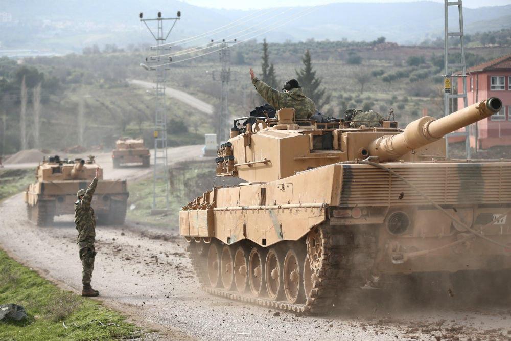 Türk Ordusu Suriyadakı əməliyyat çərçivəsində 600-dən çox terrorçunu zərərsizləşdirib