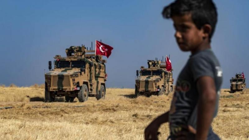 Türk ordusu Suriyada inanılmaz mənzərə ilə qarşılaşdı