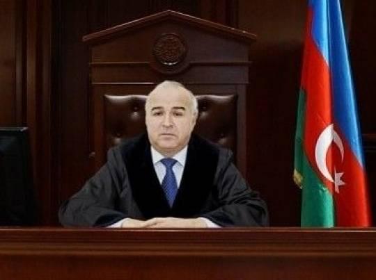 Azərbaycanda məhkəmə sədri dünyasını dəyişdi