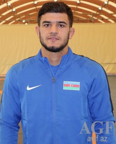 Azərbaycan güləşçisi dünya çempionatında gümüş medal qazanıb