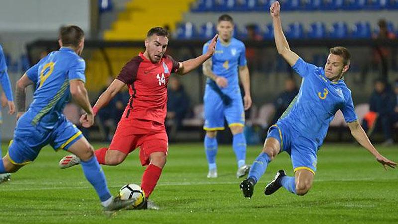 Azərbaycanın futbol millisinin yenilgisi – 2:0 (VİDEO)