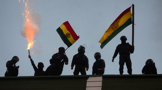 Boliviyada baş verən toqquşmalarda 23 nəfər həlak olub