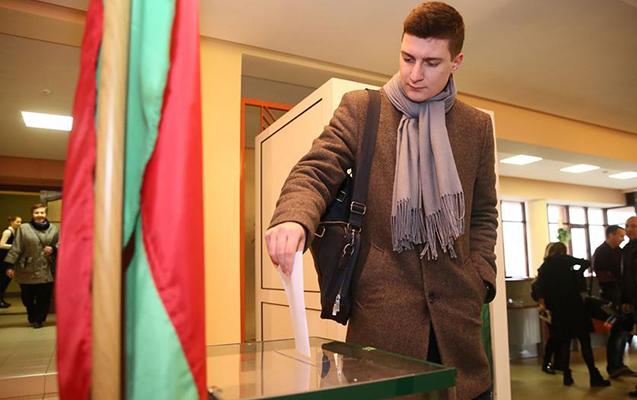 Belarusda seçkilər başa çatdı
