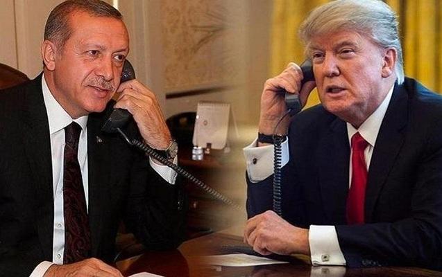 Ərdoğanla Trampın telefon danışığı oldu – Görüş vaxtı dəqiqləşdi