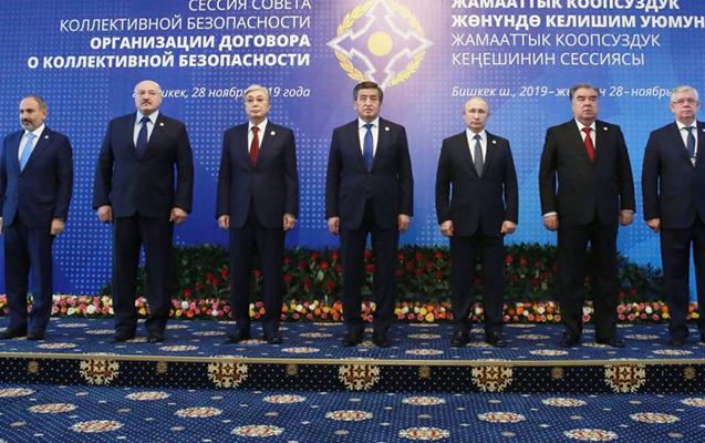 Putinin də qatıldığı KTMT toplantısında 15 sənəd imzalandı –