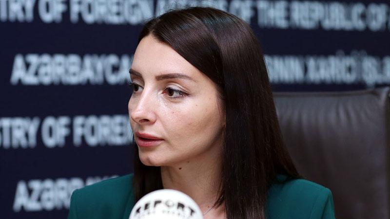 """""""Ermənistanın törətdiyi təxribat yeni bir aqressiya, təcavüz aktıdır"""""""