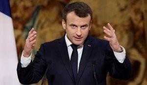 """""""NATO KOMADADIR, AVROPA İSƏ UÇURUMUN KƏNARINDA"""" – Fransa prezidenti"""
