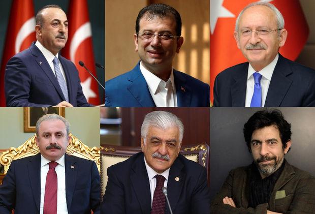 Türkiyəli tanınmışlardan Azərbaycana möhtəşəm Dövlət Bayrağı Günü təbriki — VİDEO