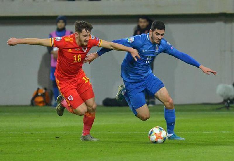Azərbaycan futbol millisi Uelsə yenildi  – Video