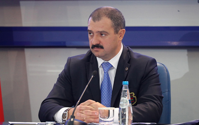Belarus prezidenti Lukaşenkonun oğlu daha bir yüksək vəzifəyə gətirildi