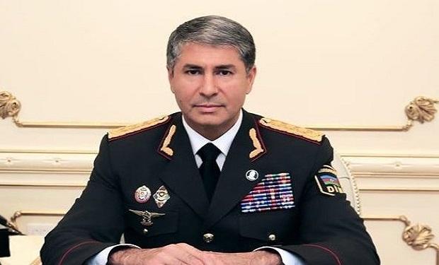 Vilayət Eyvazov baş leytenantı rəis təyin etdi