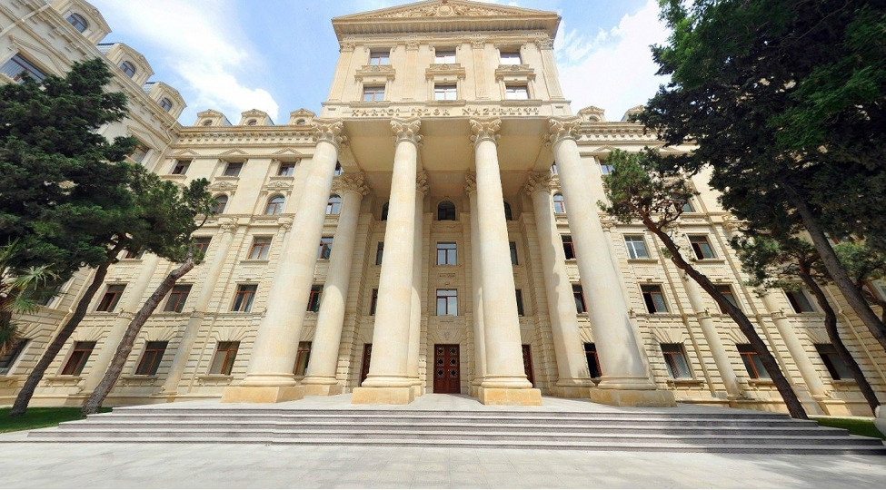 Rusiya səfiri Azərbaycan XİN-ə çağırıldı – Nota verildi