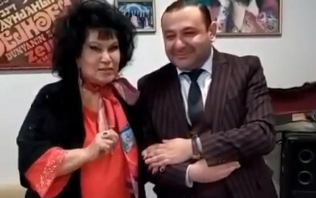 82 yaşlı deputat Zeynəb Xanlarovanın yeni video görüntülərini paylaşdı