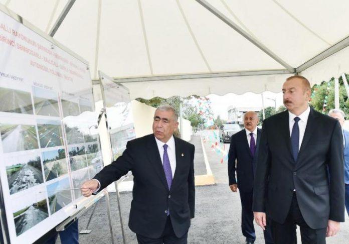"""Dövlət Agentliyi Masallı sakinlərinə cavab verdi: """"Təklif gəlsə, yolu yenidən qura bilərik"""""""