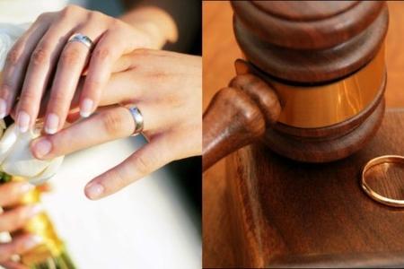 Ölkədə nikah və boşanmaların sayı açıqlanıb