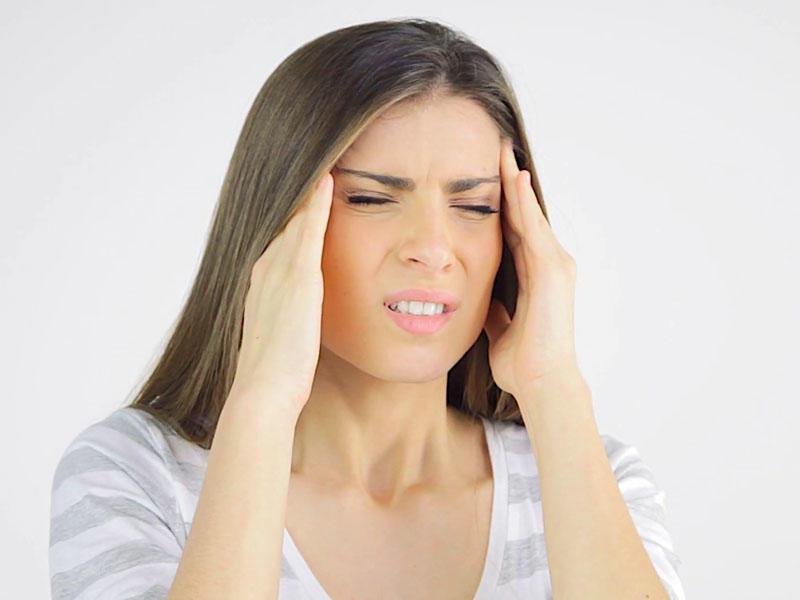 Baş ağrısını azaltmaq üçün İNANILMAZ ÜSUL