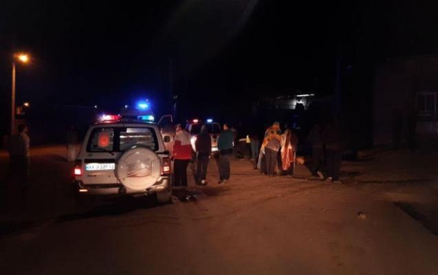 Şərqi Azərbaycan vilayətində güclü zəlzələ: 5 ölü, 120 yaralı – Fotolar