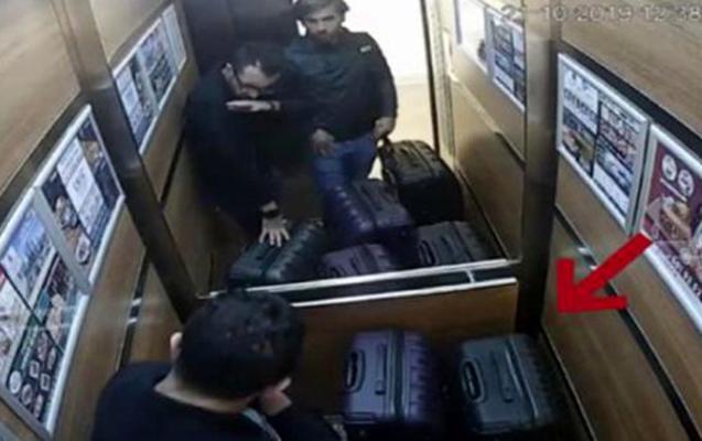 Polis qeyri-leqal əldə edilən 3 milyonu belə ələ keçirdi – Video