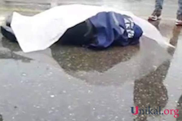 Abşeronda yolu keçən qadını avtomobil vurub öldürdü