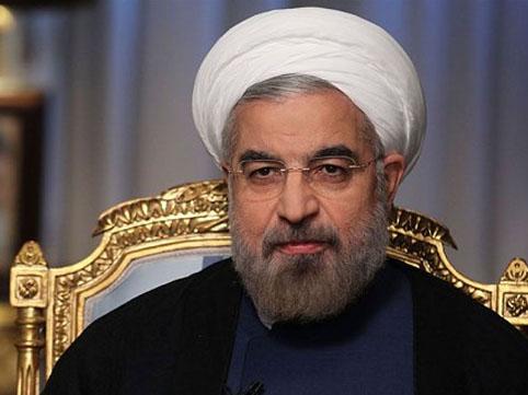 """Ruhani: """"İran xalqı tarixi sınaqdan başıuca çıxdı"""""""