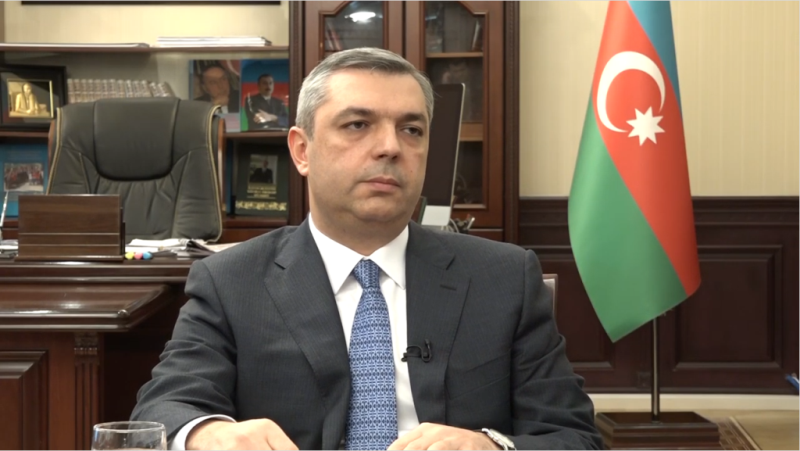 Prezident Administrasiyasının yeni rəhbəri: