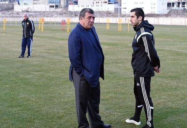 Ermənistan Futbol Federasiyasının keçmiş prezidentinin evində axtarış aparılacaq