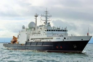 ABŞ sahillərində şübhəli manevrlər edən Rusiya məxfi hərbi gəmisi Panamada bloklandı