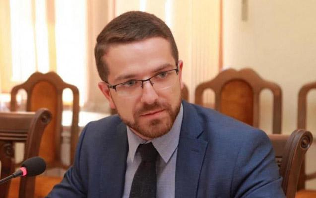 Ermənistanın təhsil nazirinin müavini HƏBS EDİLDİ –