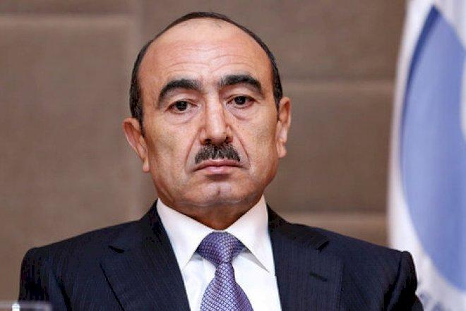 Keçmiş işçisi Əli Həsənovdan yazdı