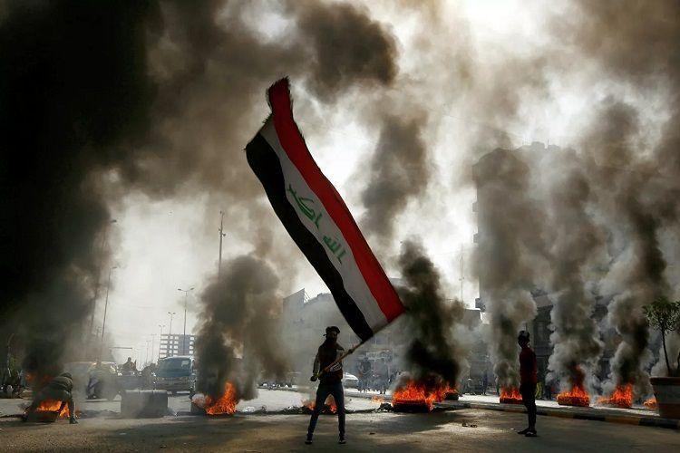 Bağdadda 25 nəfər ölüb – Xalq etirazları davam edir