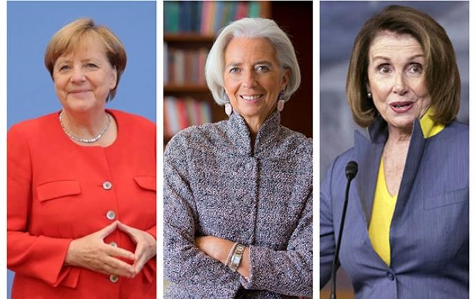 Dünyanın ən nüfuzlu qadınları müəyyənləşdi