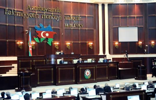 Milli Məclisin plenar iclaslarının saatı dəyişib