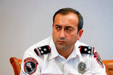 """Yerevan polisinə """"Komissar Kattani"""" rəhbərlik edəcək"""