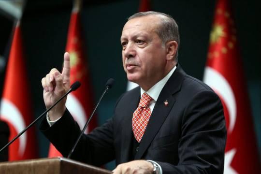 """Türkiyə prezidenti: """"Hücumları dayandırmasa, Haftarın dərsini verəcəyik"""""""