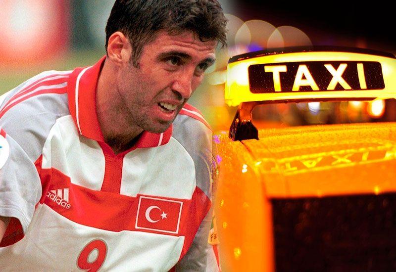 Əfsanəvi türk futbolçu Amerikada taksi sürücüsü kimi çalışşır – FOTOLAR