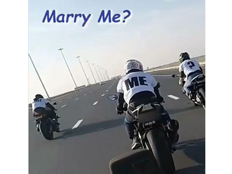 Hələ belə evlilik təklifi olmamışdı –