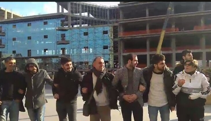 MARAQLI: Deputatlığa namizədlər MSK-nın qarşısında yallı getdilər –