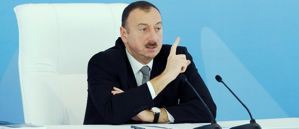 """İlham Əliyev: """"Belə addımlar xəyanət kimi qəbul ediləcək"""" –"""