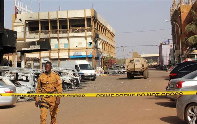 Burkino-Fasoda kilsəyə hücum zamanı 24 nəfər öldürüldü