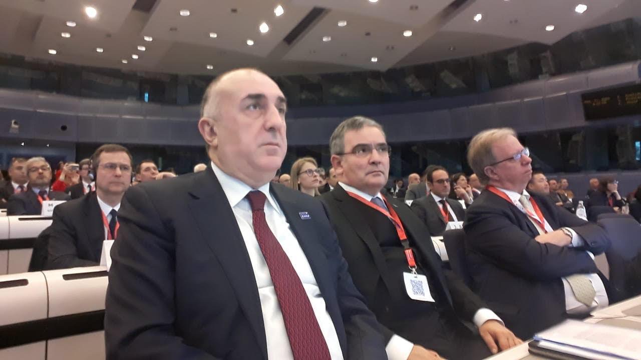 Brüsseldə beynəlxalq konfransda azərbaycanlı qaçqın və məcburi köçkünlərdən danışıldı